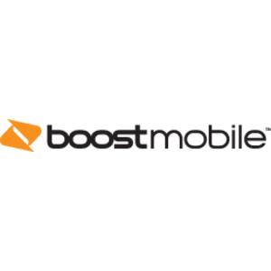 Boost Mobile brand logo png #23967.