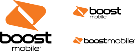 Boost Mobile Png Logo.
