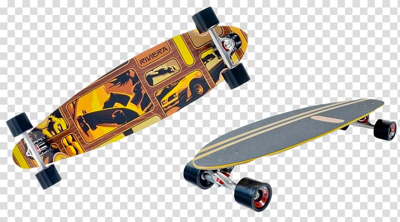 Longboard Freeboard Mode of transport, design transparent.