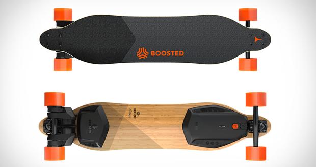 Boosted Board 2 Electric Skateboard.