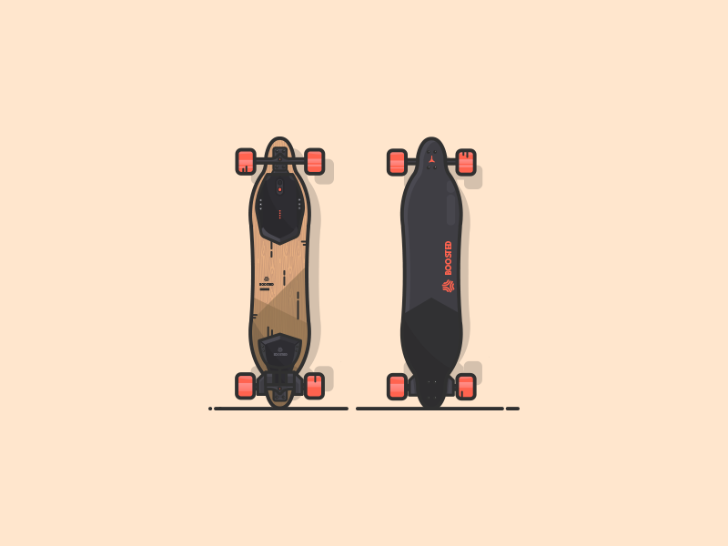 Boosted Board by Mahamud Hassan on Dribbble.