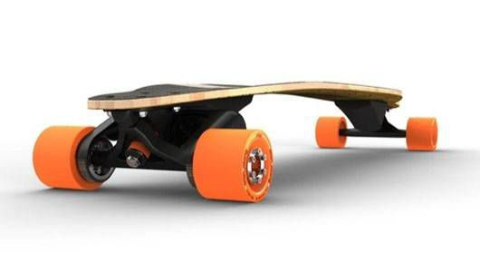 New company to make lightweight skateboard EVs.