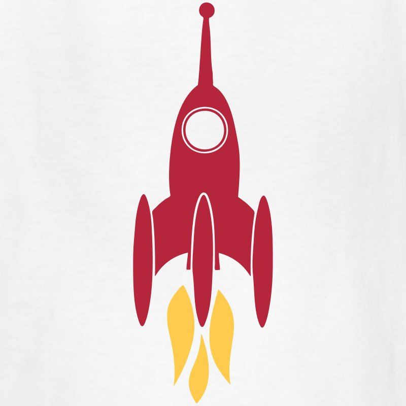 Booster Space Clipart Rocket T.