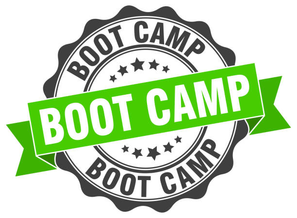 Best Boot Camp Illustrations, Royalty.