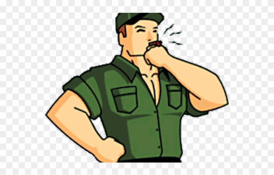 Army Clipart Discipline.