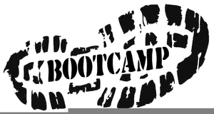 Boot Camp Clipart.