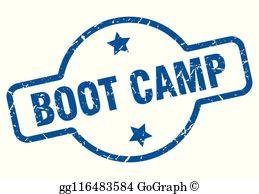 Boot Camp Clip Art.