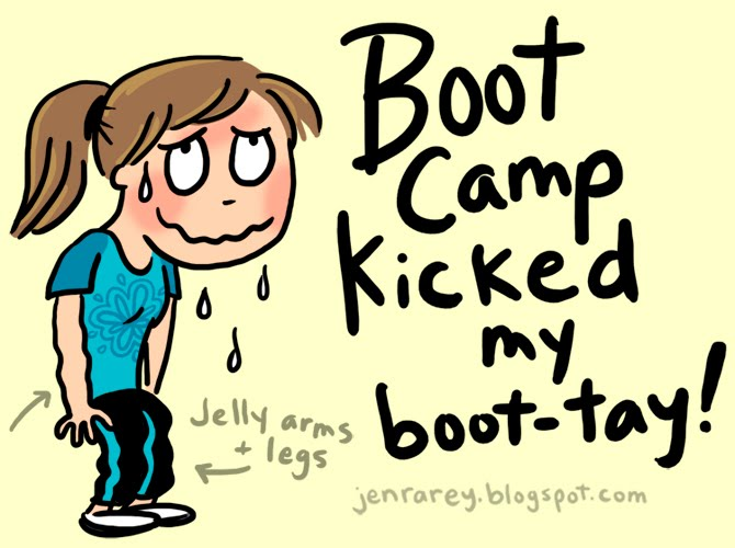 Fitness Boot Camp Clip Art N5 free image.
