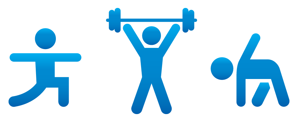 Fitness Boot Camp Clipart.