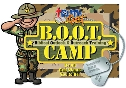 Army Boot Camp Clip Art.
