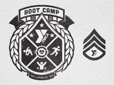 YMCA Boot Camp Shirt.