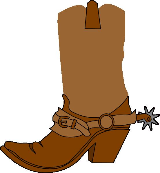 Cowboy Boot Clipart & Cowboy Boot Clip Art Images.