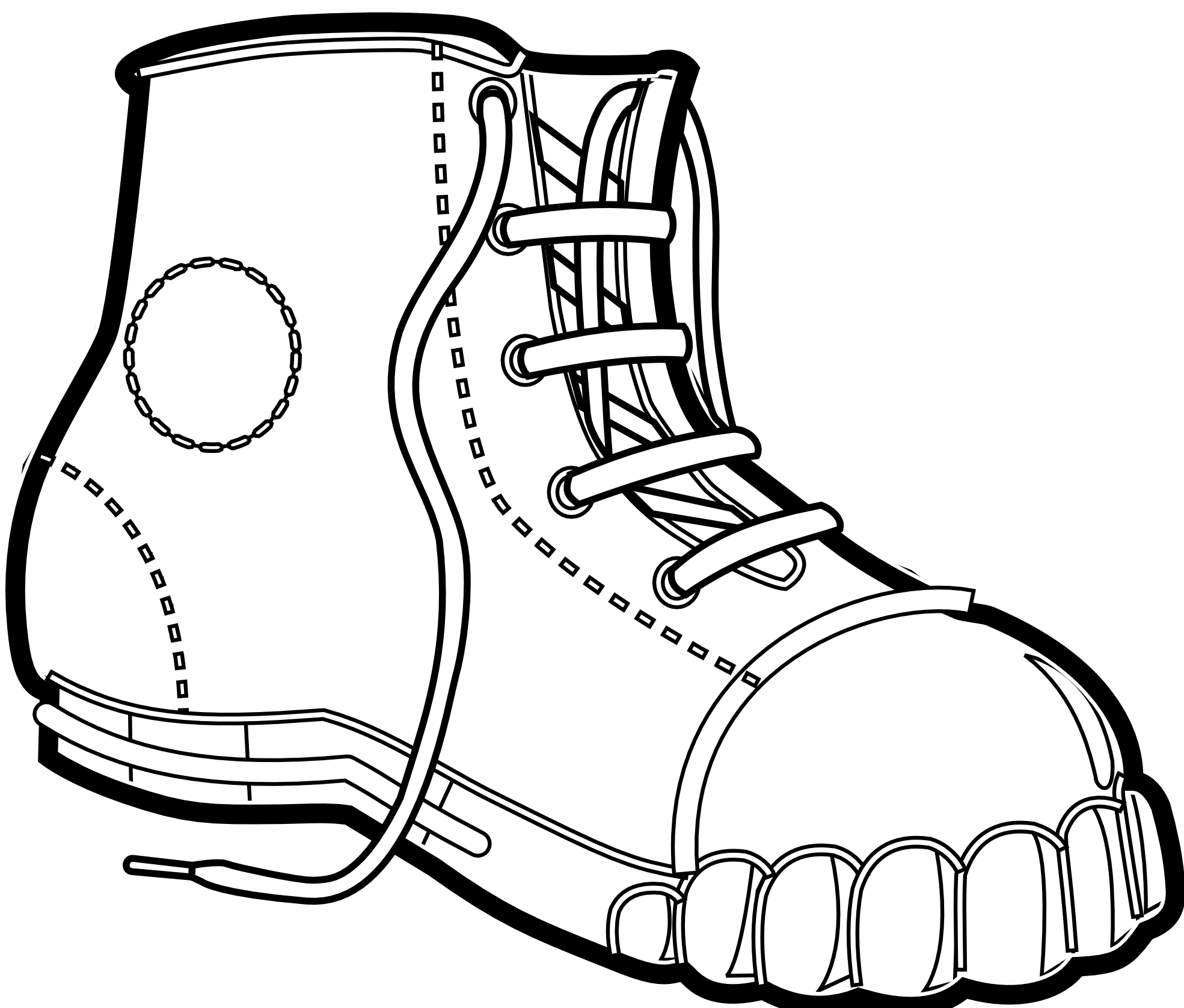 Rain boots clipart black and white 4 » Clipart Portal.