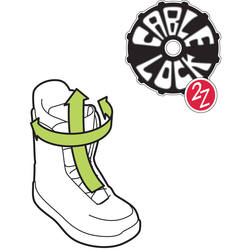 Adult Snowboard Boots Men Bullwhip 500 Cable Lock Men's All.