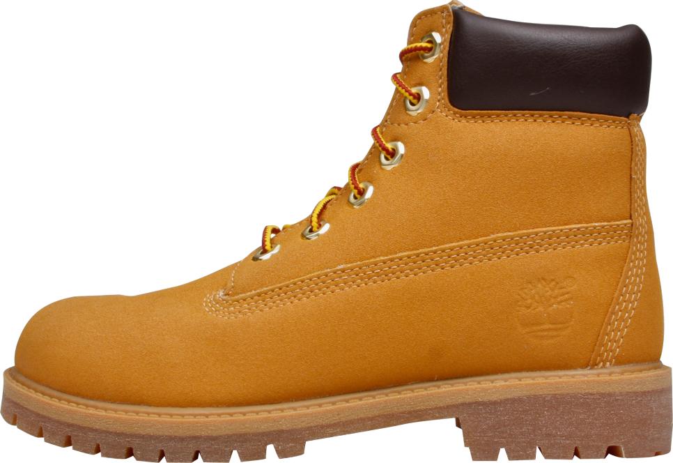 Timberland Boot PNG Image.