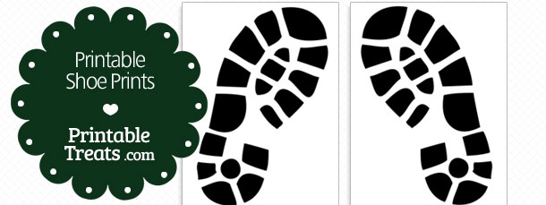 Free Shoe Prints, Download Free Clip Art, Free Clip Art on Clipart.