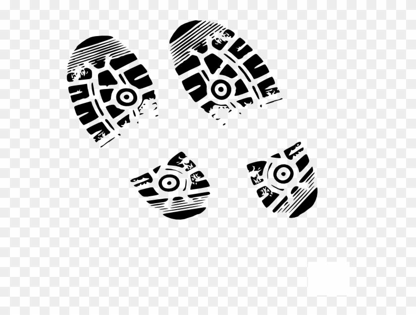 Image Freeuse Stock Footprints Transparent Shoe.
