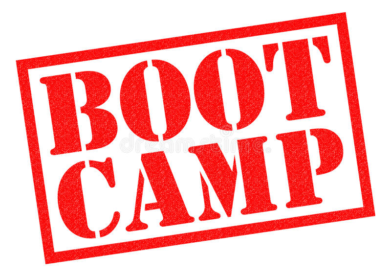 Boot Camp Stock Illustrations.