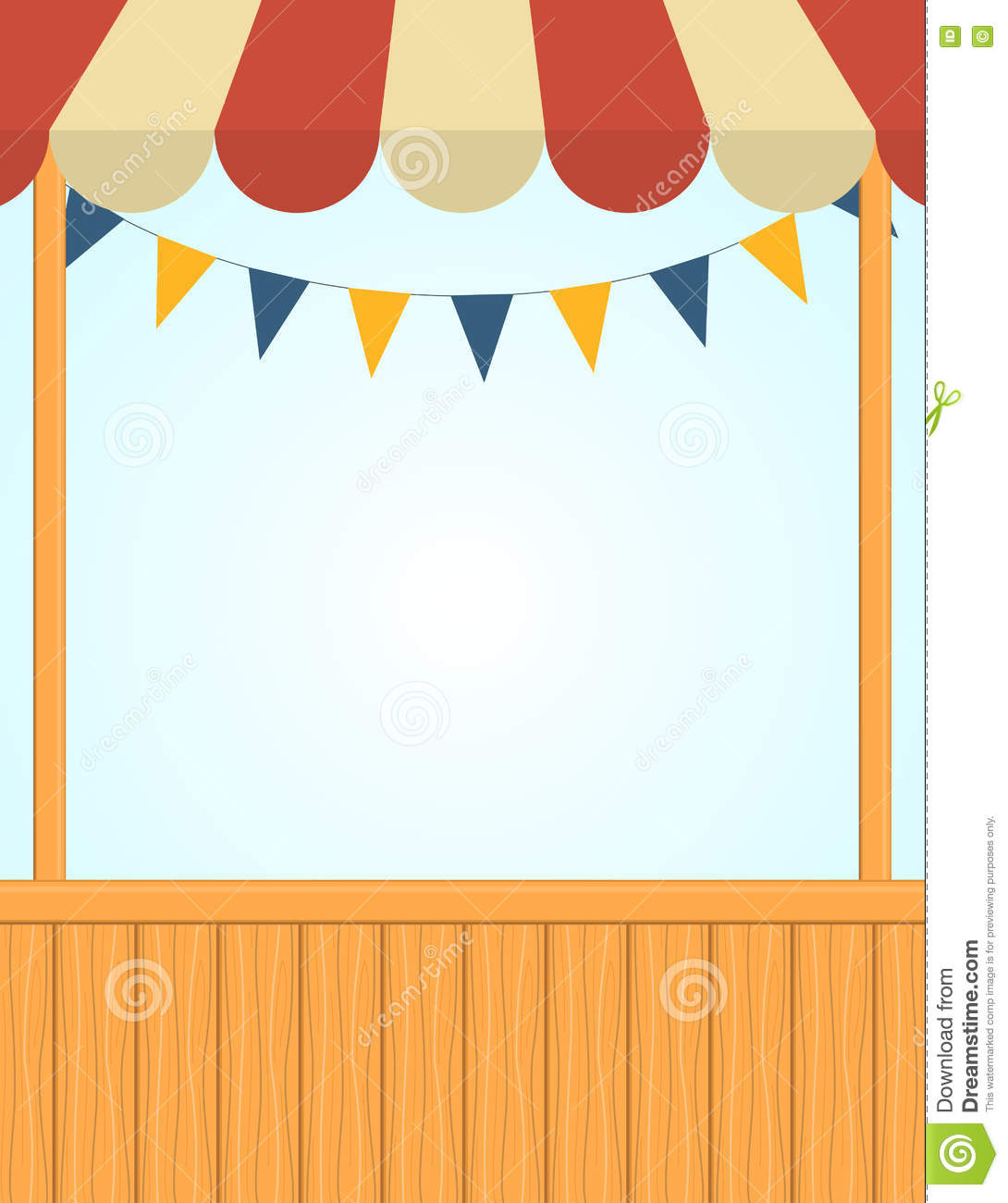Booth clipart.