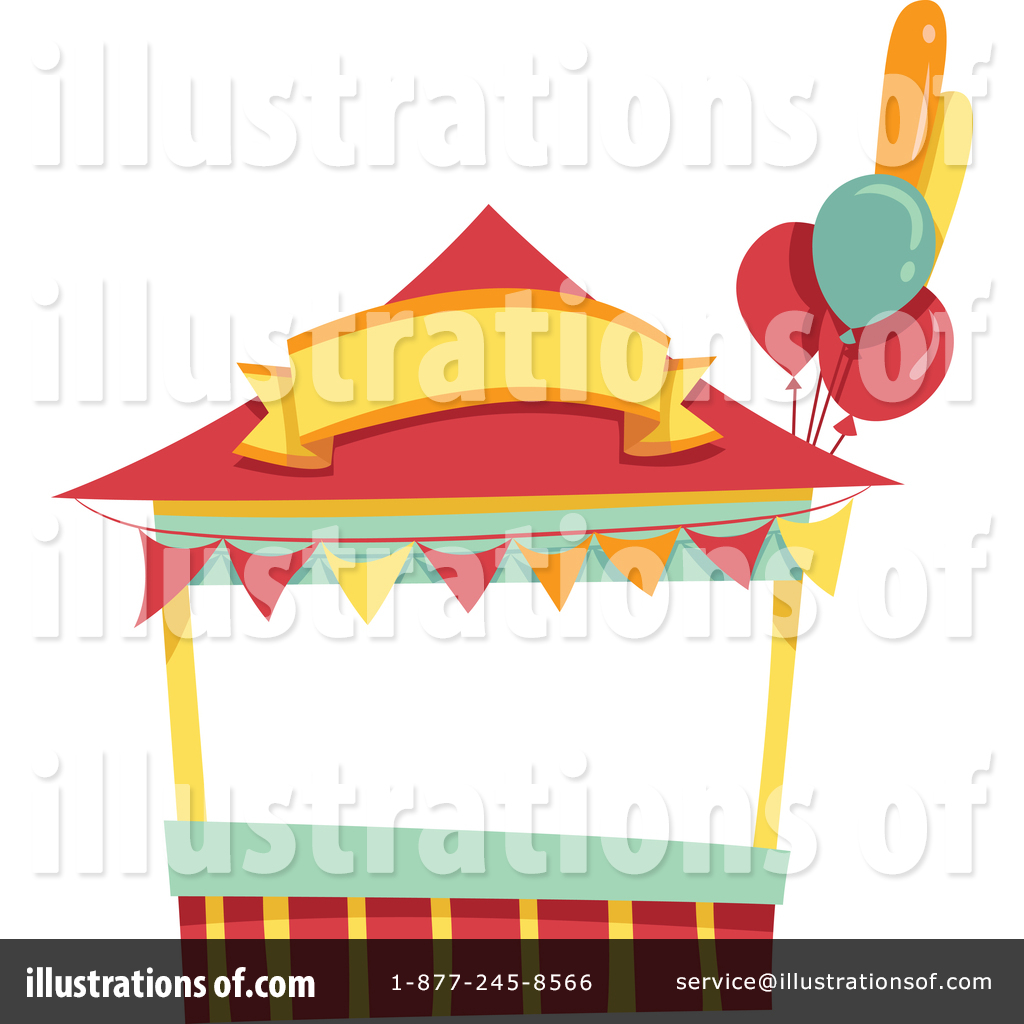 Booth Clipart #1384088.