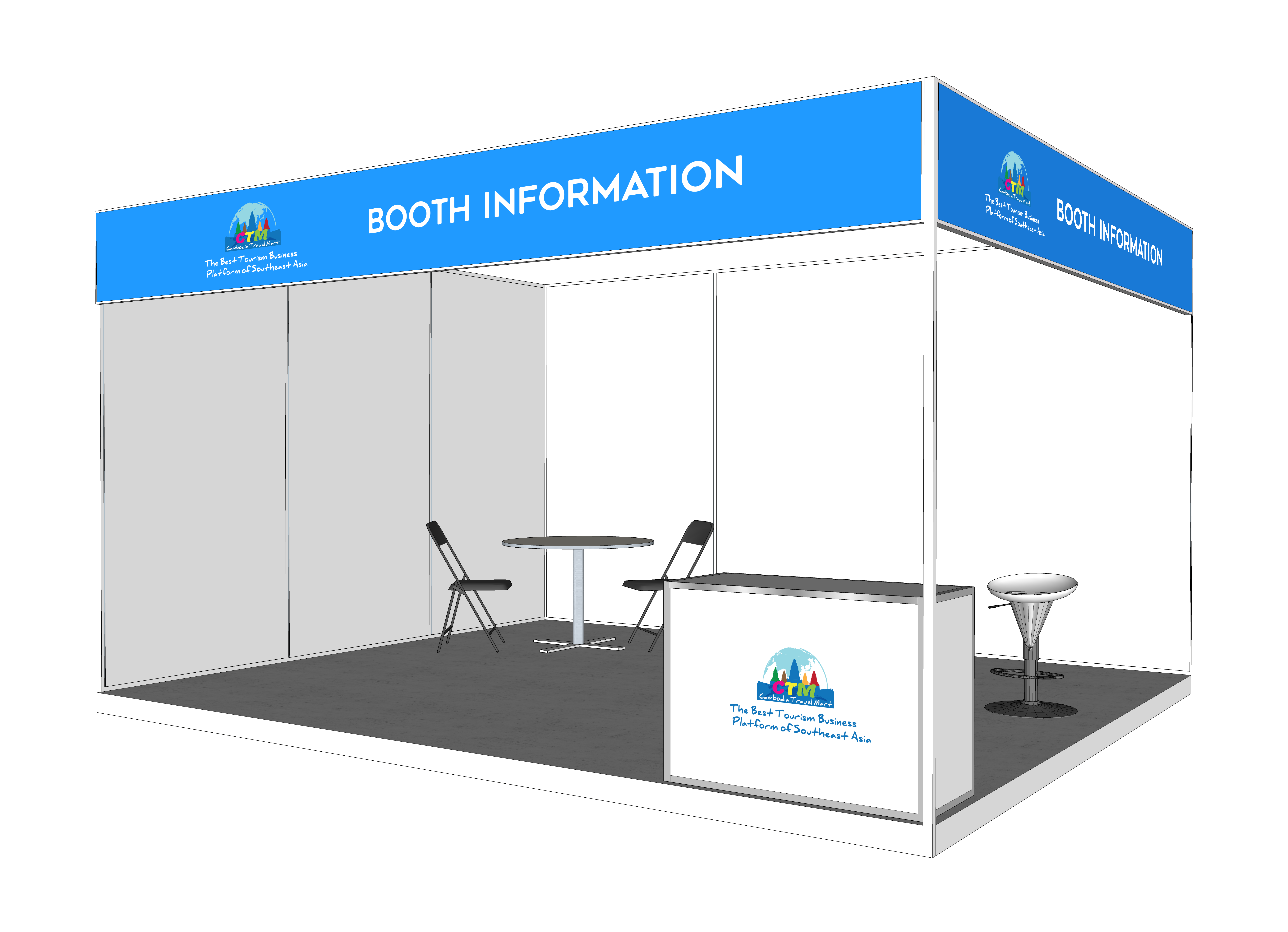Booth Package.