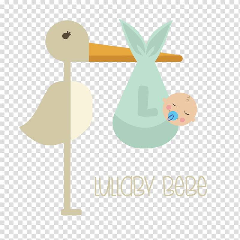 Bird Logo, Infant, Pacifier, Bib, Lullaby, Grandparent.