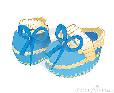 Booties clipart - Clipground
