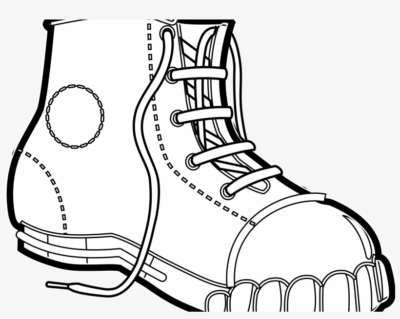 Winter Boots Coloring Pages.