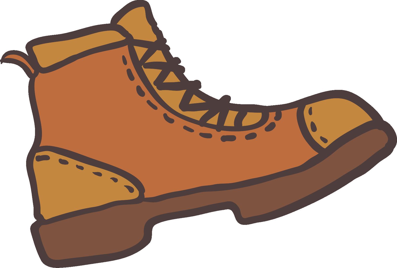 Boot Clip Art Outdoor Boots Transprent Png.
