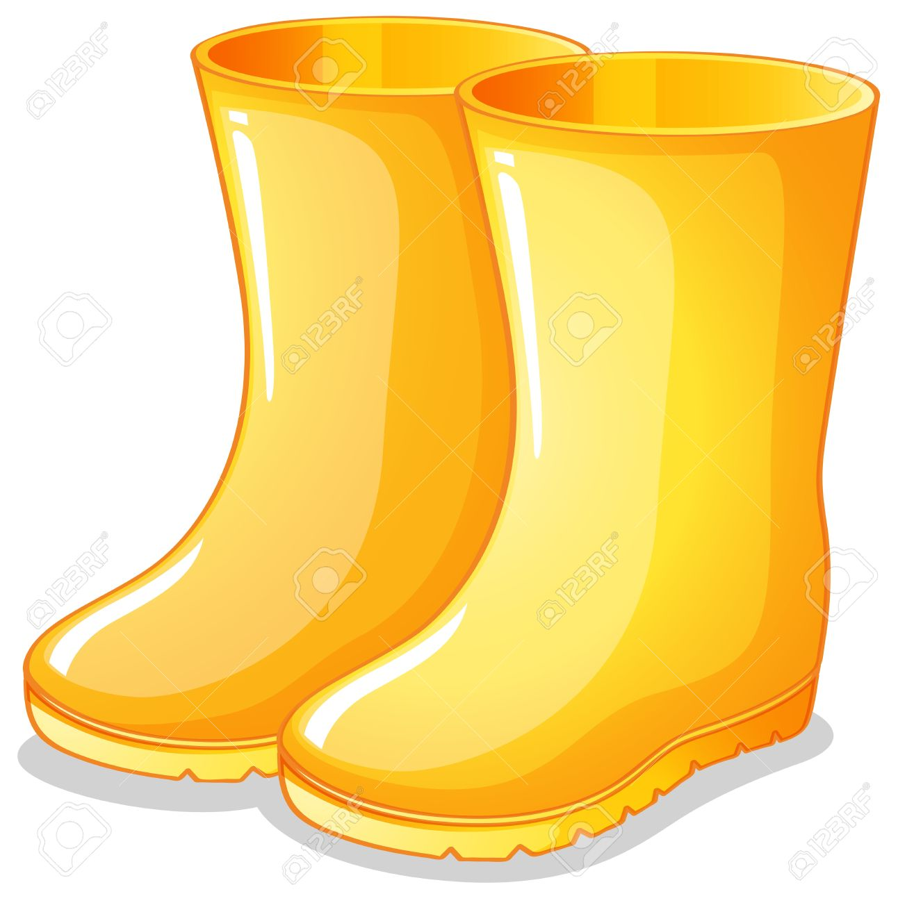 Boots clipart 5 » Clipart Station.