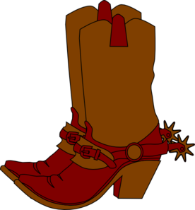 Boots Clip Art at Clker.com.