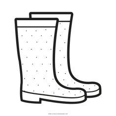 Boots clipart black and white 5 » Clipart Portal.