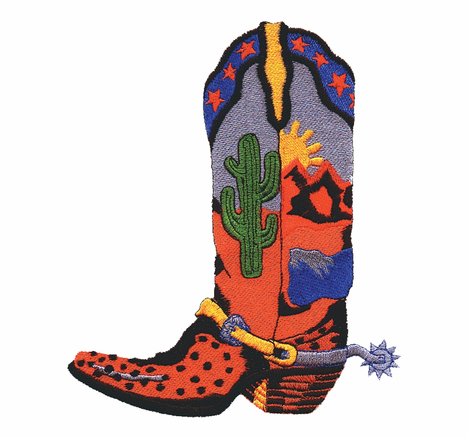 Cowboy Boot Clipart The Cliparts.