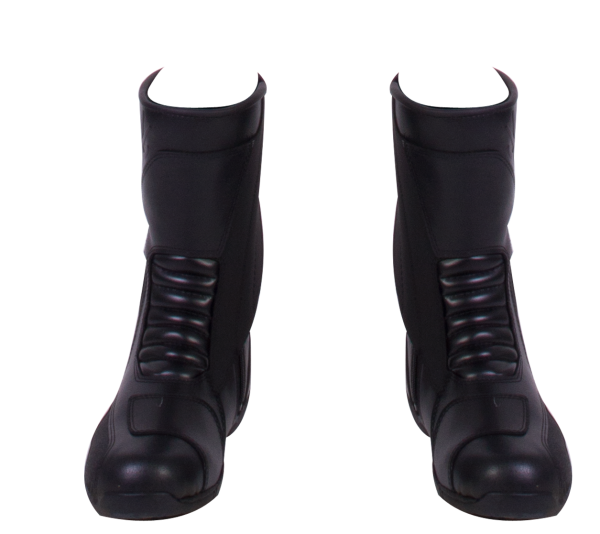 Tactical Boot PNG Image.