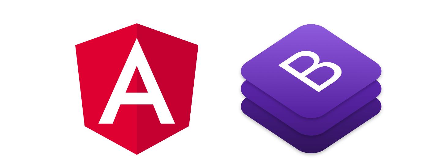 Angular + Bootstrap 4 Starter.