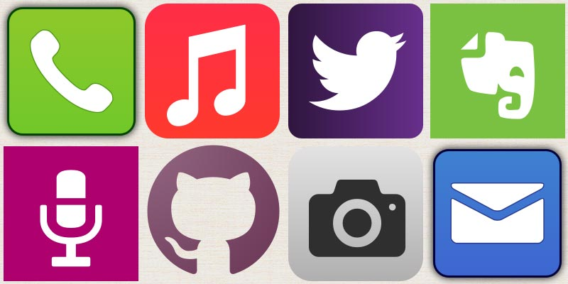 Bootstrap Icons.
