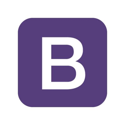 Bootstrap Logo Vector PNG Transparent Bootstrap Logo Vector.PNG.