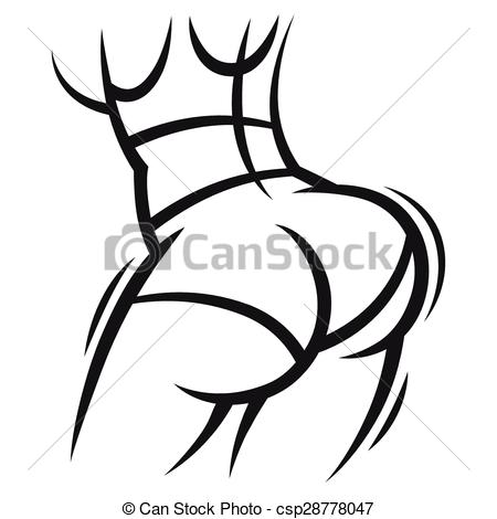 Booty Vector Clipart EPS Images. 866 Booty clip art vector.
