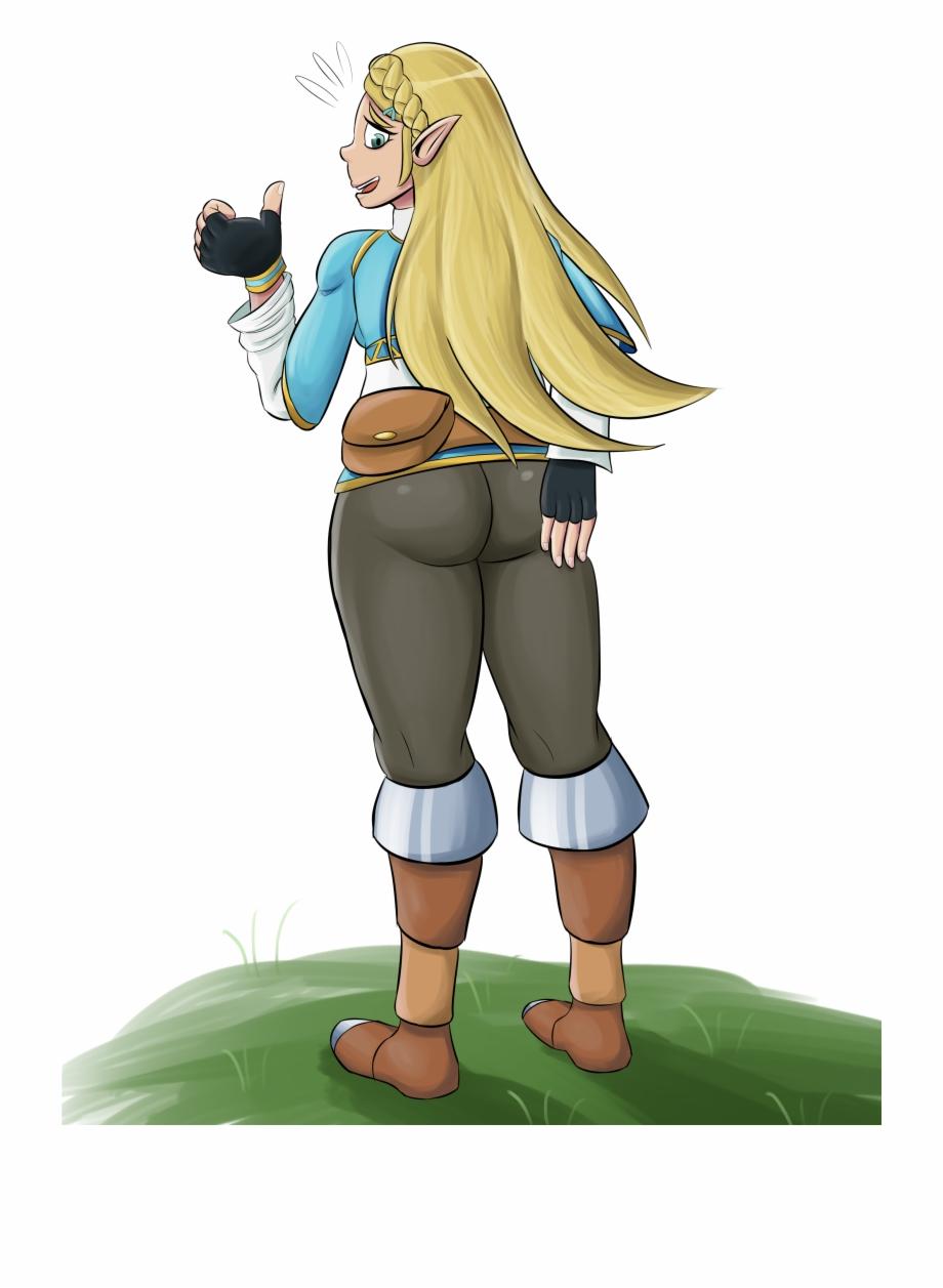 Zelda Booty.