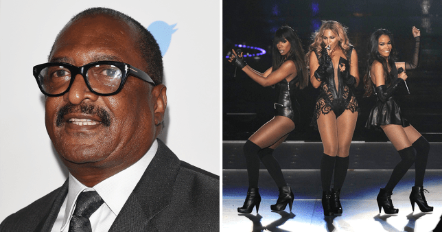 Beyonce's dad Mathew Knowles launching Destiny's Child musical.