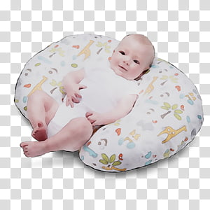 Boppy Newborn Lounger, French Rose Infant Pillow The Boppy.