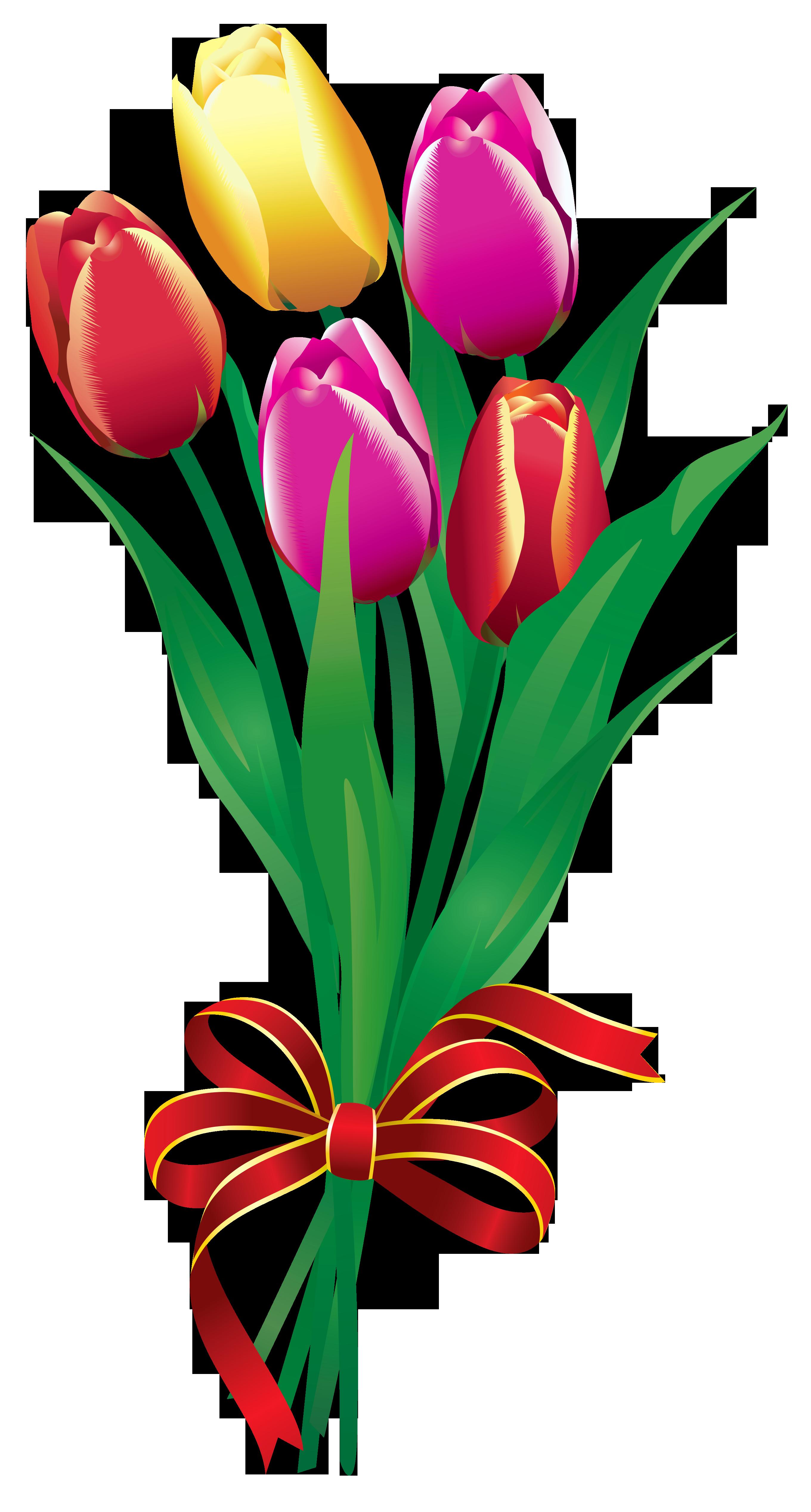 Bouquet Clipart.