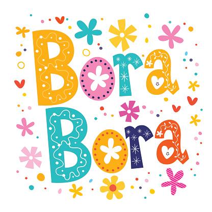 Bora Bora Clip Art, Vector Images & Illustrations.