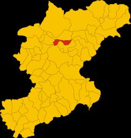 Borca di Cadore (munisipyo sa Italya).