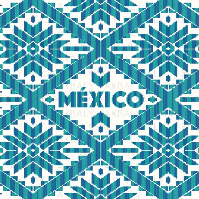 Bordado Mexicano Png Vector, Clipart, PSD.
