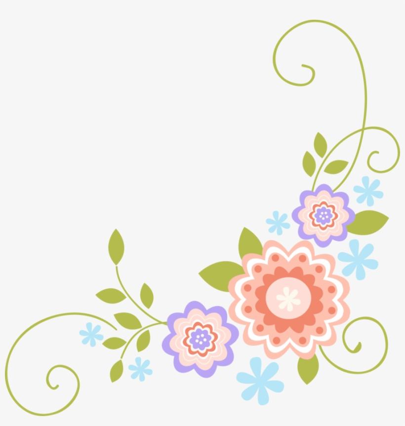 Free Download Bordas De Ramos Png Clipart Floral Design.