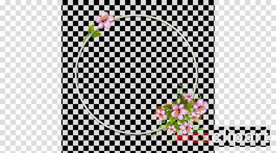 Flower Wreath clipart.