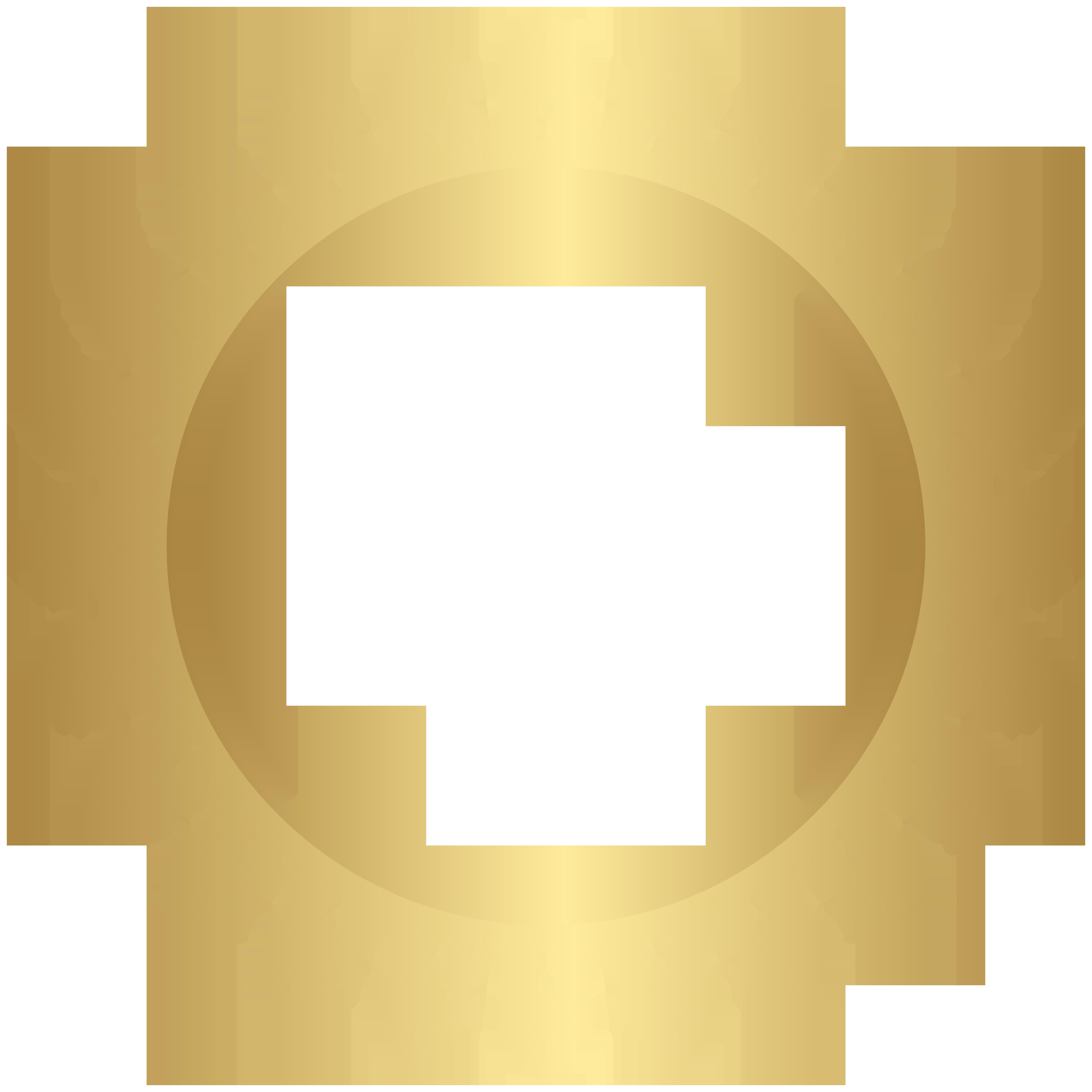 Round Border Frame Clip Art PNG Image.