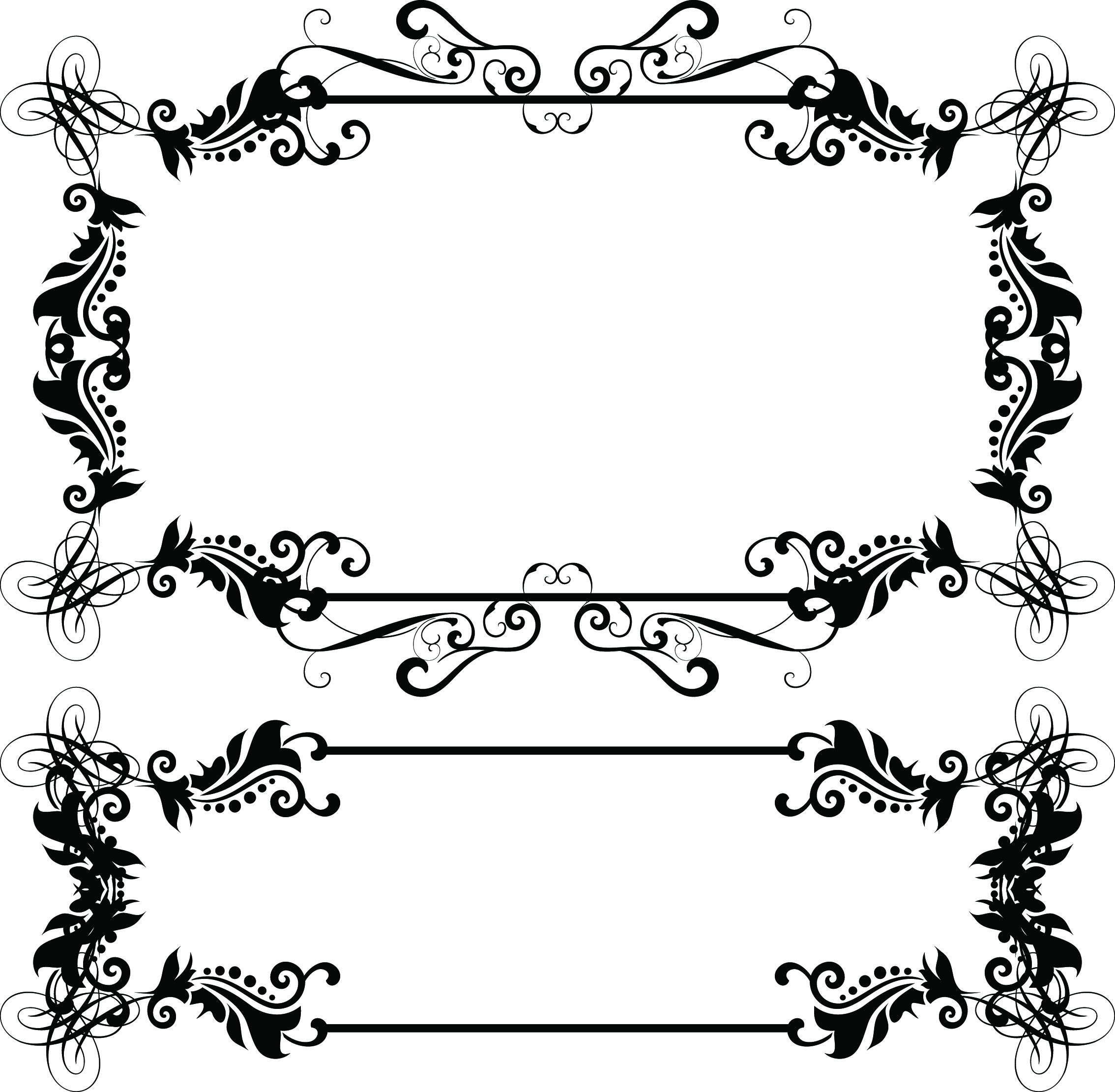 Free Vector Borders, Download Free Clip Art, Free Clip Art on.