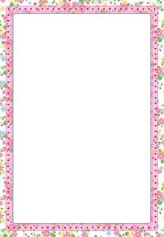 Image result for pretty color page borders clip art ….